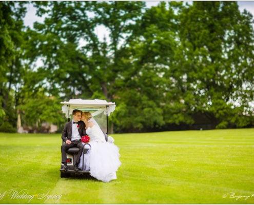 Свадьба в Замке Ситрин