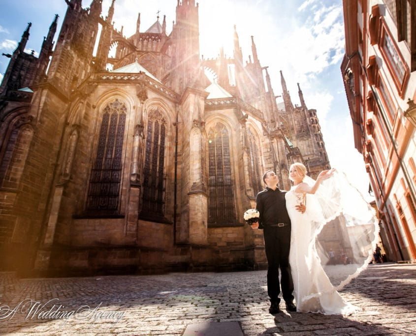 Свадьба в замке Брандис-над-Лабем