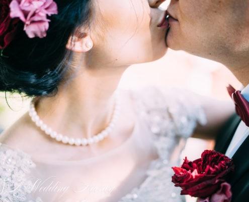 Свадьба в Вртбовских садах