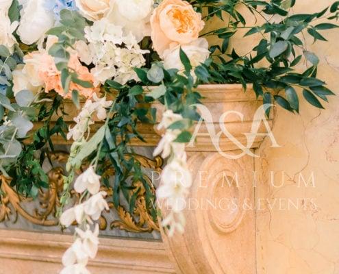 Свадьба в Кауницком дворце (Кинских)