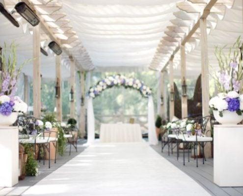 Свадьба во Дворце Мцелы