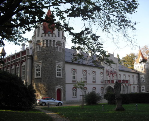 Свадьба в Замке Гералец
