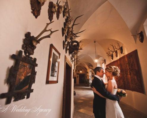 Свадьба в замке Брандис
