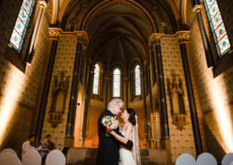Свадьба в Костеле Сакре Коур