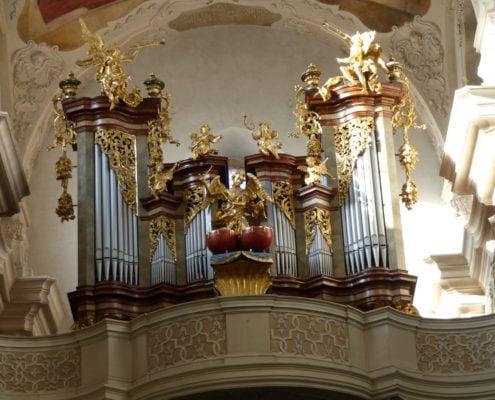 Свадьба в церкви святого Томаша