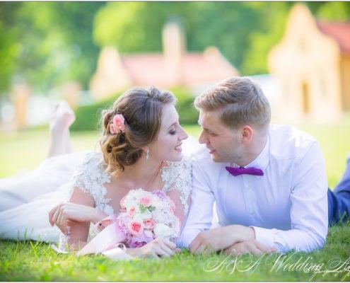 Свадьба в Шато Барокко