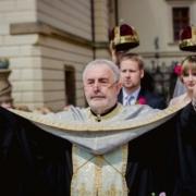 Венчание в Праге, Чехии