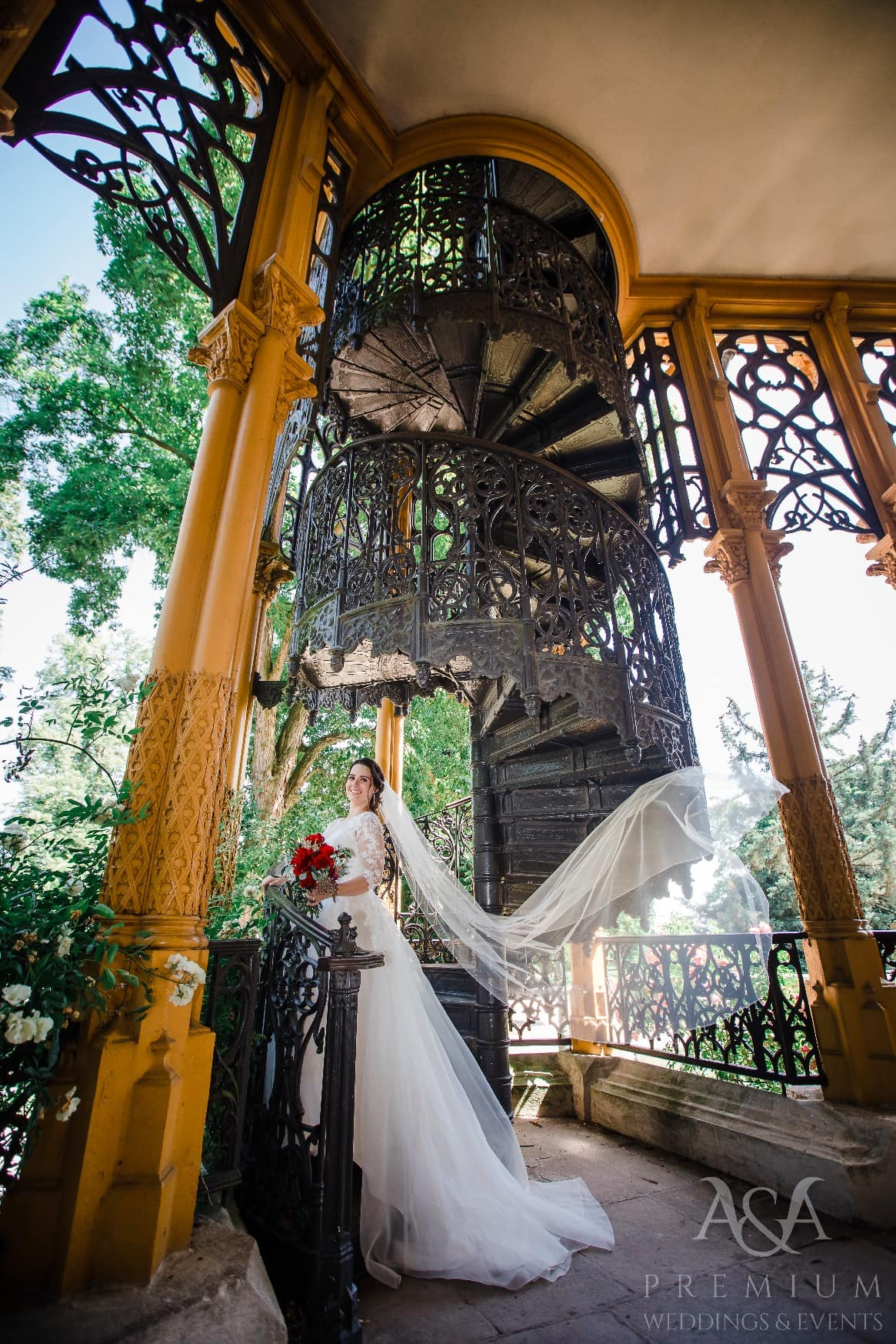 Эксклюзивная свадьба в замке Глубока